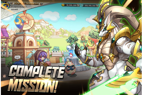 Dragon Village 2 - Dragon Collection RPG for Android - APK ...
