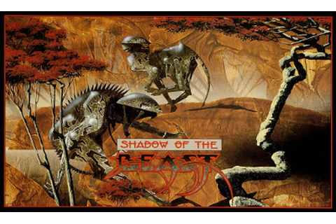 Indie Retro News: Shadow of the Beast 1-3 - Psygnosis ...