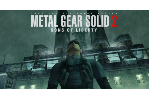 Metal Gear Solid 2: Sons of Liberty op Qwant Games