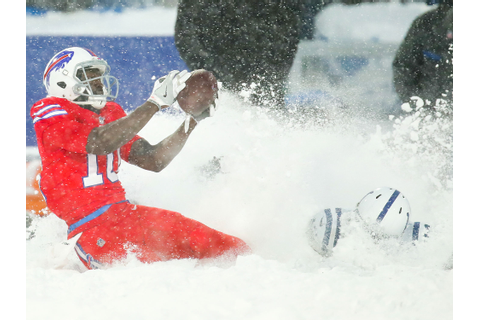 Bills-Colts Snow Game: Behind the scenes of broadcast with ...