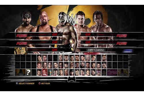WWE 12 PC Game Full Version Free Download - Download PC ...