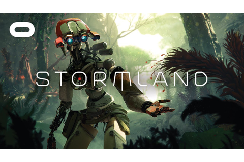 Stormland | E3 Announce Trailer | Oculus Rift - YouTube