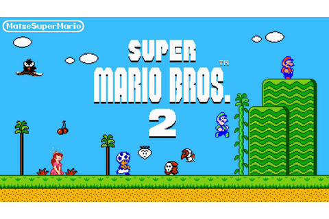 Super Mario Bros. 2 - Music - Starman / Invincibility ...