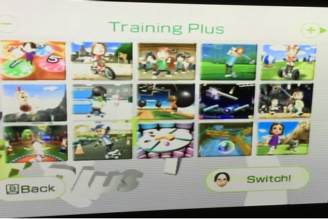 New Exercises on the Wii Fit Plus – Back to Basics