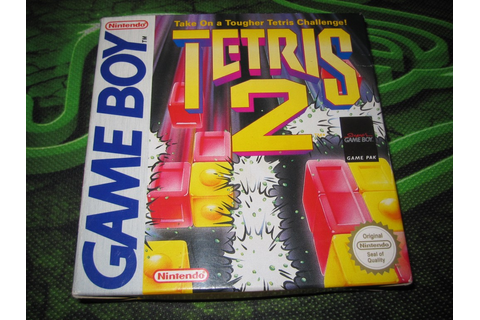 Review for Tetris 2 on the GameBoy | GreatBitBlog