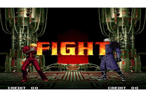 The King of Fighters '99: Millennium Battle トエ キンッ ...