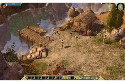 Titan Quest Game - PC Full Version Free Download