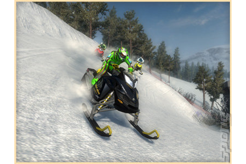 Screens: Ski-Doo: Snowmobile Challenge - Xbox 360 (4 of 7)