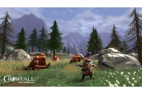 Crowfall - gamescom 2017 Trailer | pressakey.com