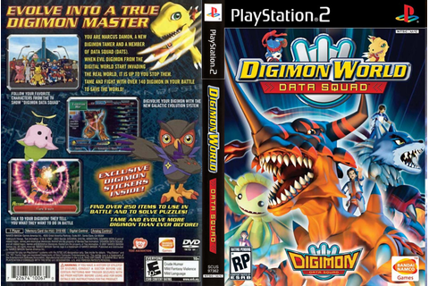 Digimon Data Squad ~ Game Fantasy