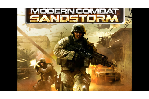 Game modern combat sandstorm v1.3.1 iphone ipod ...
