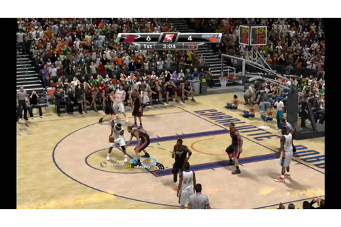 NBA 2K9 PC Gameplay HD4850 [HD] 720p - YouTube