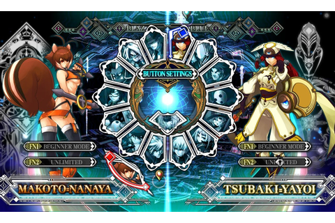 Gamer--freakz: Blazblue:Continuum shift
