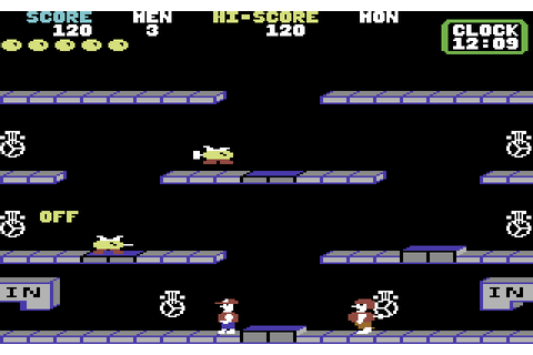Toy Bizarre (1984) by Activision C64 game
