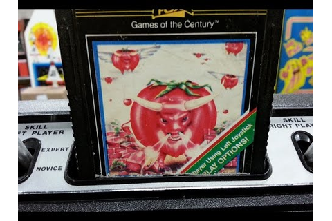 Classic Game Room - REVENGE OF THE BEEFSTEAK TOMATOES r ...