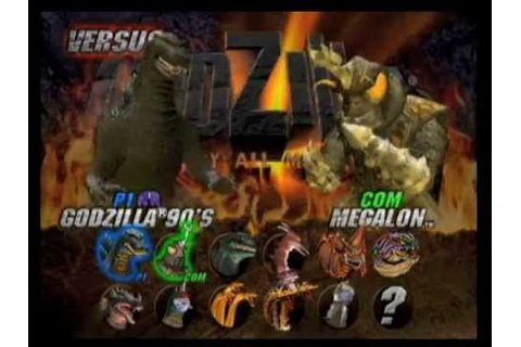 Review - Godzilla Destroy All Monsters Melee (GC, Xbox ...
