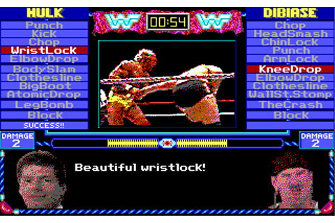 Download Micro League Wrestling 2 - My Abandonware