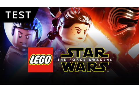 Test | LEGO Star Wars Le Réveil de la Force FR PS4 - YouTube