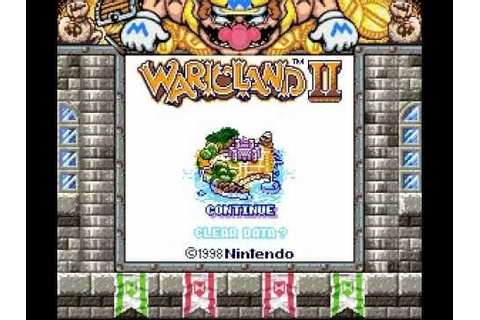 100 Subscriber Special ~ GB Wario Land II Flagman DD ...
