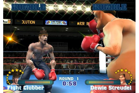 Ready 2 Rumble Revolution Review - Gaming Nexus