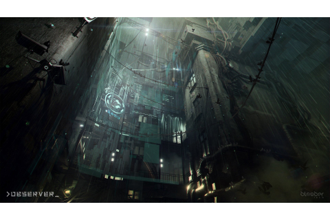 Observer (PS4 / PlayStation 4) News, Reviews, Trailer ...