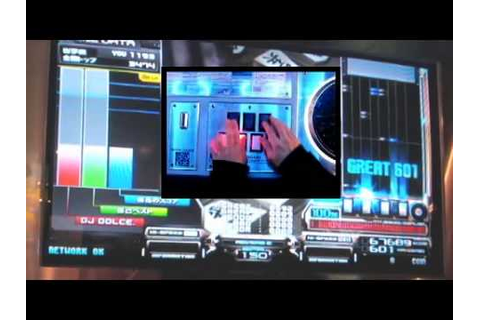 BEATMANIA IIDX 17 SIRIUS - GOLDEN CROSS ANOTHER 手元付き - YouTube