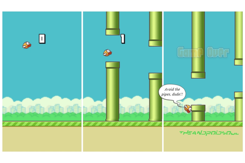 Get the Flappy Bird APK v1.3 [DOWNLOAD] – The Android Soul
