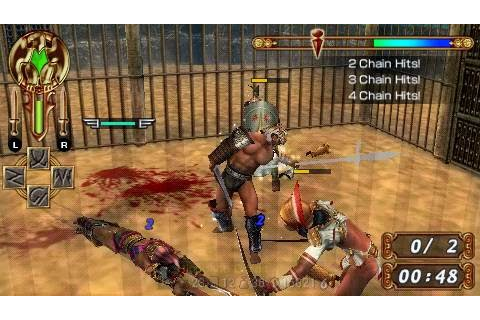 Gladiator Begins ISO for PPSSPP - Download PPSSPP PSP PSX ...