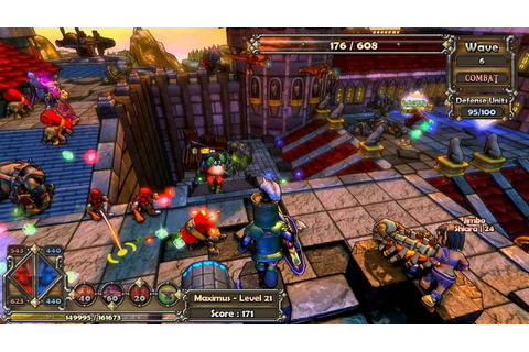 Dungeon Defenders Download Free Full Game | Speed-New