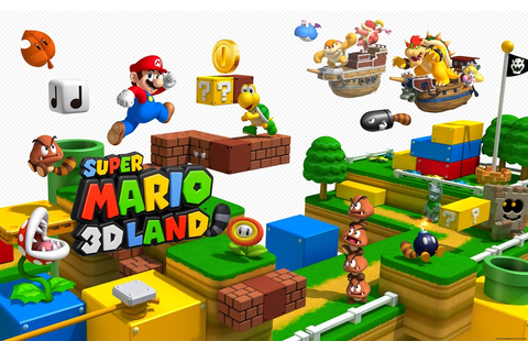 Super Mario 3D World - Game Wallpapers And Trailer ...
