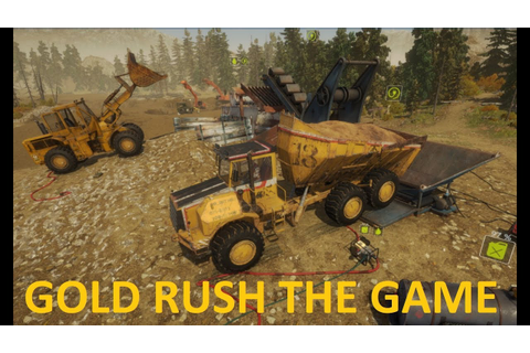 Gold Rush The Game - Tier 3 Aufbau #18 - YouTube