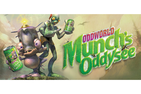 Oddworld: Munch's Oddysee on Steam