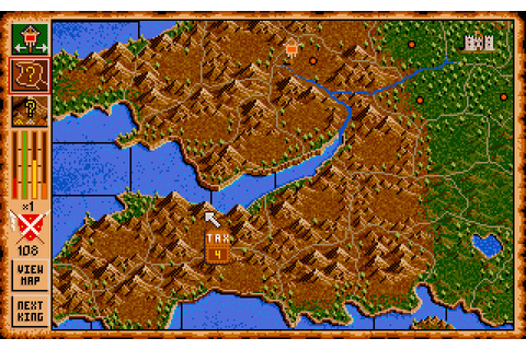 Vikings: Fields of Conquest (1993 - DOS). Ссылки, описание ...