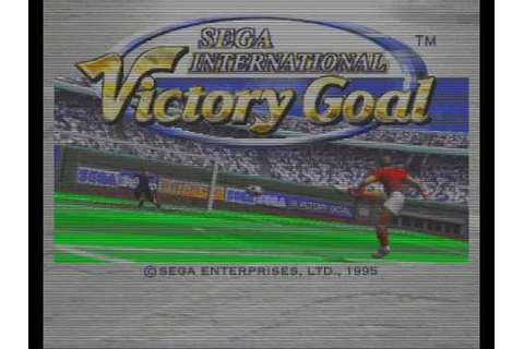 International Victory Goal - 12 Select Screen - YouTube