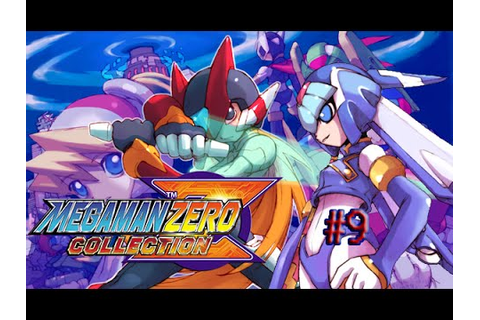 MegaMan Zero Collection Playthrough 1st game Part9 : Chick ...