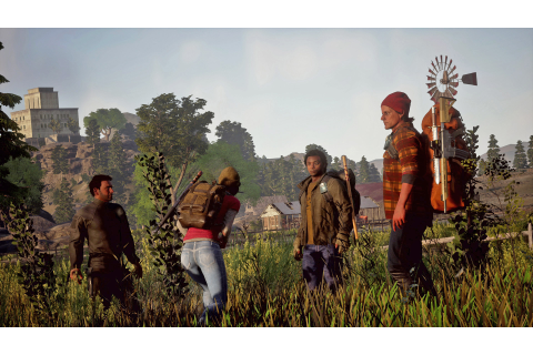 State of Decay 2 fully simulates the world of the undead ...