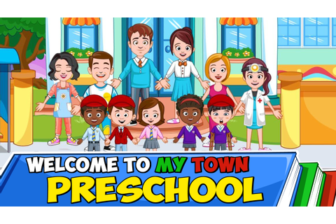 My Town : Preschool: Amazon.co.uk: Appstore for Android