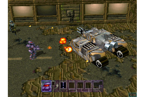 Contra - Legacy of War for Sony Playstation - The Video ...