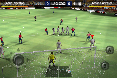 pareshshah: Fifa 2010 (240x320)Free Mobile Game Download