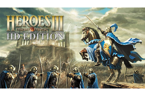 Ubisoft - Heroes of Might & Magic III HD