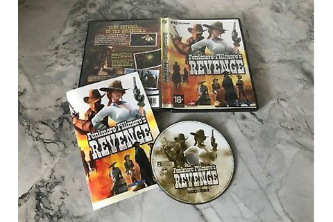FENIMORE FILLMORE's REVENGE - PC VIDEO GAME - NOBILIS | eBay