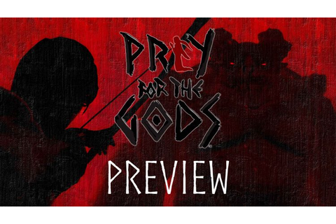 "Praey for the Gods Preview - ""Winter Colossus"" 