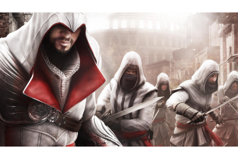 Assassins Creed: Brotherhood, Video Games Wallpapers HD ...