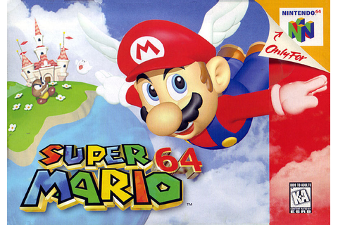 Super Mario 64 (Video Game) - TV Tropes