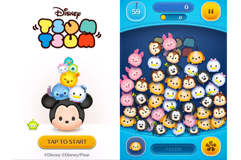 Kawaii games: LINE Disney Tsum Tsum - Kawaii Gazette