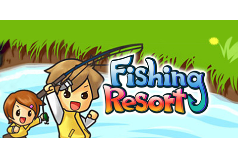 GO Series Fishing Resort | Nintendo DSiWare | Games | Nintendo