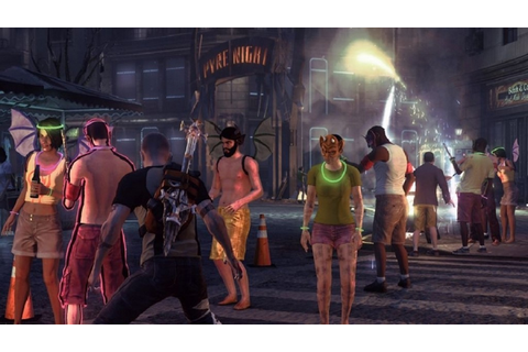 Infamous 2: Festival of Blood Review - PS3