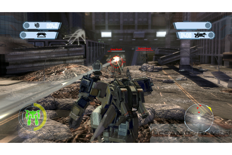 Front Mission Evolved Free Download - Ocean Of Games