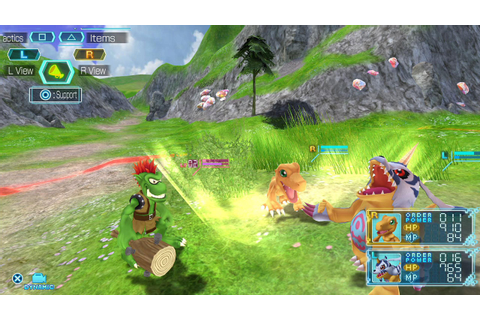 Digimon World: Next Order on PS4 | Official PlayStation ...