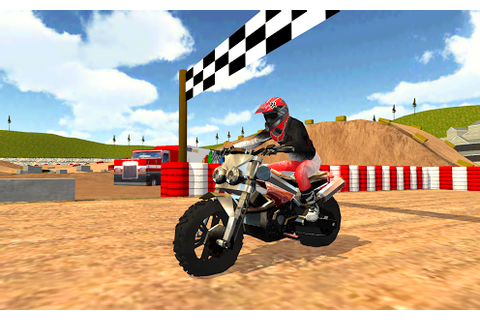 Dirt Bike Motocross Rally » Android Games 365 - Free ...